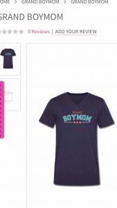 grand boymom designs