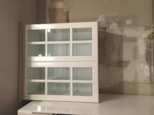 window glass cabinet