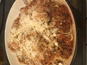 CHicken Parmesan instant pot conversion