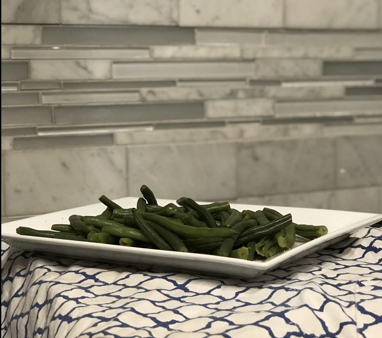 Green beans instant pot