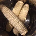 Corn in the Instant pot