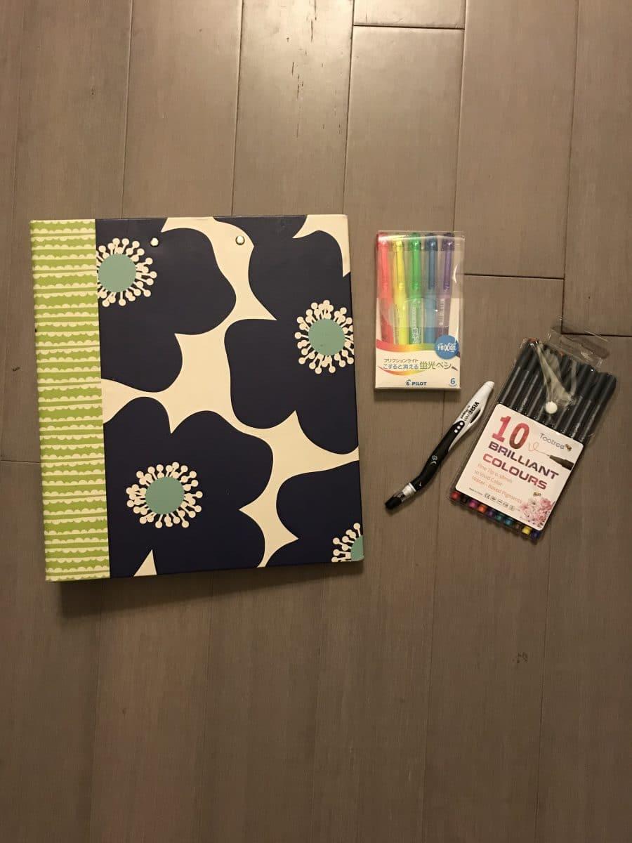 home planner binder